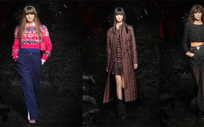 Paris Fashion Week F / W 2021/22: Chanel