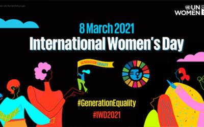 Les Nations Unies célèbrent la Journée internationale de la femme 2021